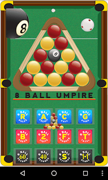 8 Ball Umpire Referee + Rules pc screenshot 1
