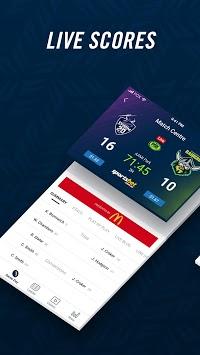 Fox League: Live NRL Scores, Stats & News pc screenshot 1