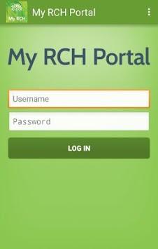 My RCH Portal pc screenshot 1
