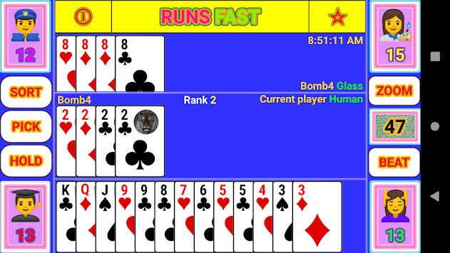 Runs Fast pc screenshot 1