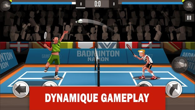 Badminton League pc screenshot 1
