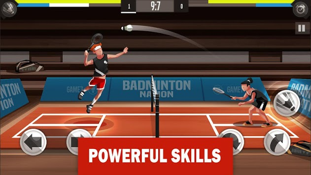 Badminton League pc screenshot 2