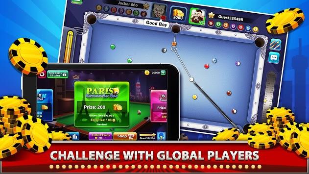 8 Ball - Billiards Game pc screenshot 2
