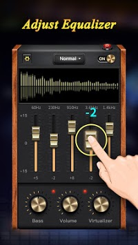 Equalizer - Bass Booster & Volume Booster pc screenshot 1