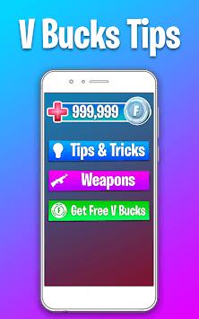 V bucks Tips pc screenshot 1