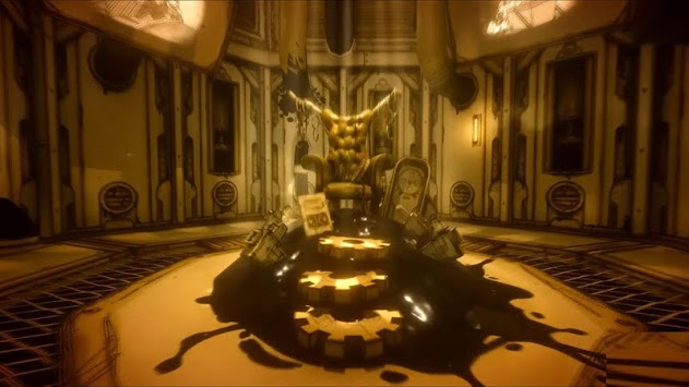 Bendy & Scary Ink Machine! Chapter 5 pc screenshot 1