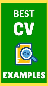 CV Examples 2018 pc screenshot 1