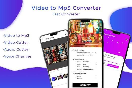 Video To MP3, Video To Audio Convertor pc screenshot 1
