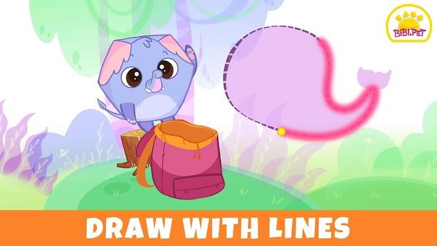 Learning Games for Toddler - Bibi.Pet Jungle pc screenshot 2