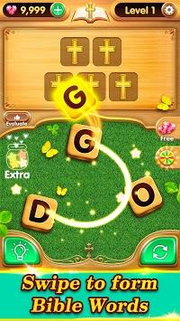 Bible Verse Collect - Free Bible Word Games pc screenshot 1
