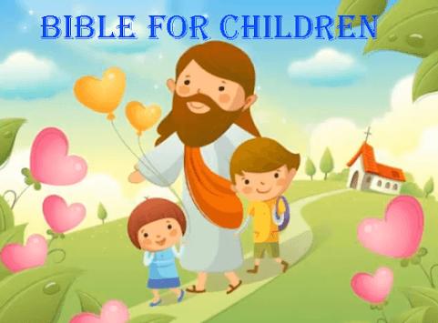 Bible for children: pc screenshot 1