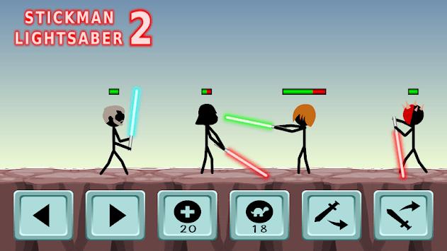 Stickman Lightsaber Warriors 2 PC screenshot 1