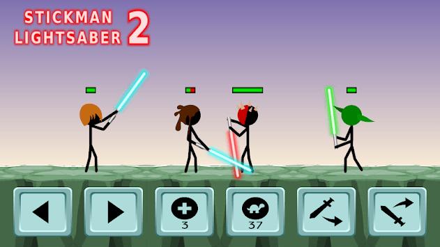 Stickman Lightsaber Warriors 2 PC screenshot 2
