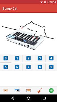 Bongo Cat - Musical Instruments pc screenshot 2
