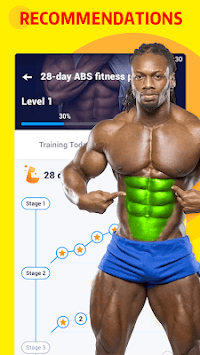 Muscle Blasting- Arm&Chest&Abs pc screenshot 1