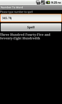 Spell Numbers pc screenshot 1