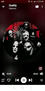 Free Music player - Whatlisten pc screenshot 1