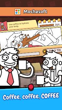 Idle Coffee Inc. - Caffeine Rush Simulator Clicker pc screenshot 1