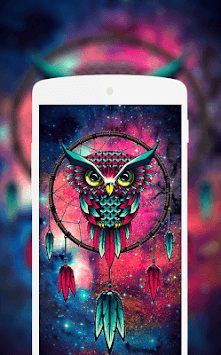 Dreamcatcher Wallpaper HD pc screenshot 1