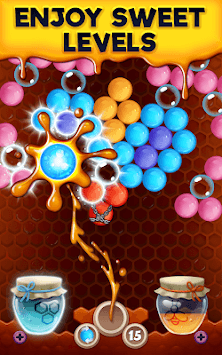 Honey Bubbles pc screenshot 1