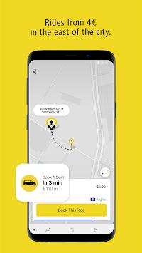 BVG BerlKönig: Ridesharing powered by ViaVan pc screenshot 2