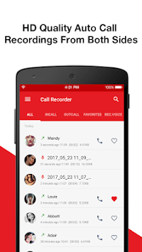 Call Recorder - Automatic Call Recorder pc screenshot 1