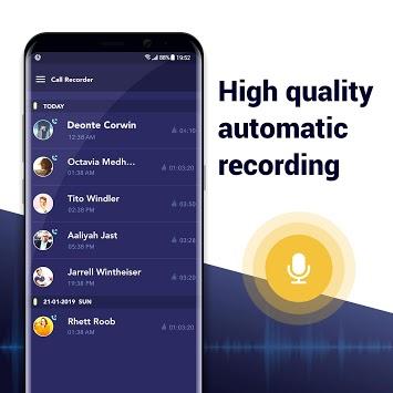 Call Recorder - Automatic Call Recorder (NO-ROOT) pc screenshot 1