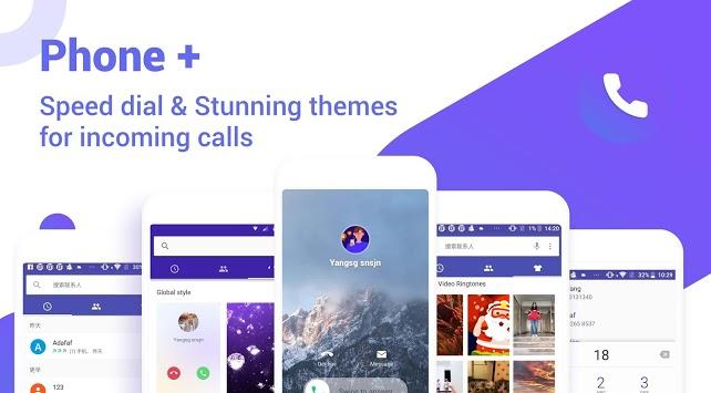 Phone+ -- Dialer, Call Blocker & Call Recorder pc screenshot 1