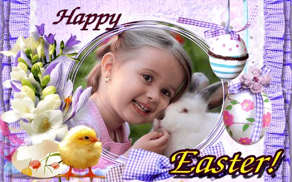 Easter Photo Frames pc screenshot 1