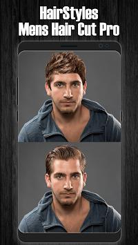 Hair Styles - Mens Hair Cut Pro pc screenshot 1