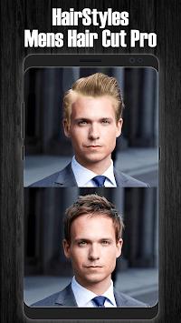 Hair Styles - Mens Hair Cut Pro pc screenshot 2