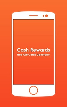 Cash Rewards - Free Gift Cards Generator pc screenshot 1