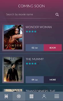 Scope Cinemas - Movie Tickets pc screenshot 2