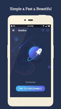 Bestline VPN - Free & Fast & Unlimited & Unblock pc screenshot 1