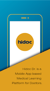 Hidoc Dr. - Medical Learning App for Doctors pc screenshot 1