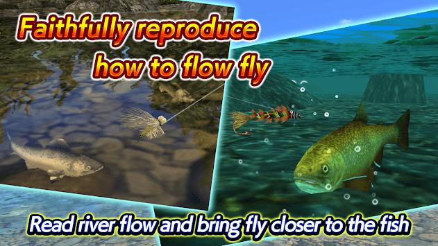 Fly Fishing 3D II pc screenshot 1