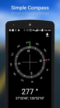 Simple Compass pc screenshot 1