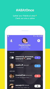 SMOOTHY - Group Video Chat pc screenshot 1