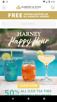 Harney & Sons Fine Teas pc screenshot 1