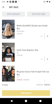 Wigdealer pc screenshot 2