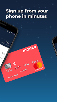 Monzo Bank pc screenshot 2