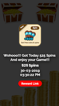 Spins Master and Coins – Spins Coins Daily Updated pc screenshot 1