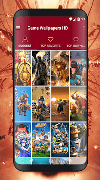 🎮 Wallpaper for Gamers 4K pc screenshot 1