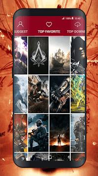 🎮 Wallpaper for Gamers 4K pc screenshot 2