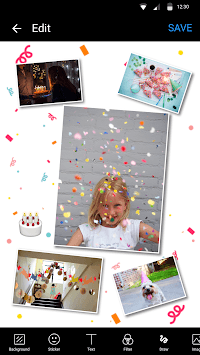 Photo Collage Maker - Photo Editor, Collage Editor pc screenshot 1
