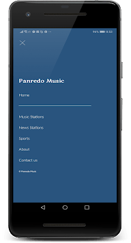 Free Panroda - Music & Radio Stations pc screenshot 1