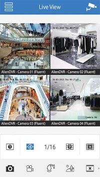 Alien DVR Mobile Client pc screenshot 1