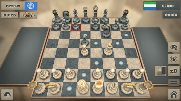 Real Chess pc screenshot 2