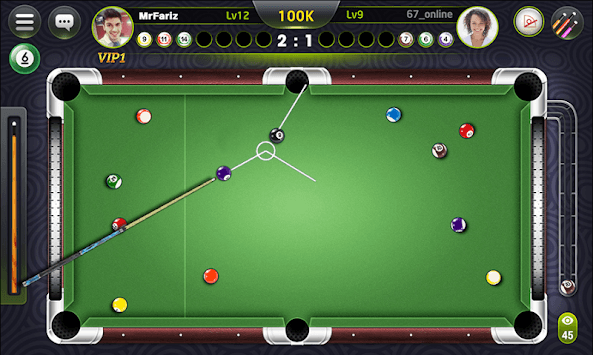 Amazing Pool Pro pc screenshot 1
