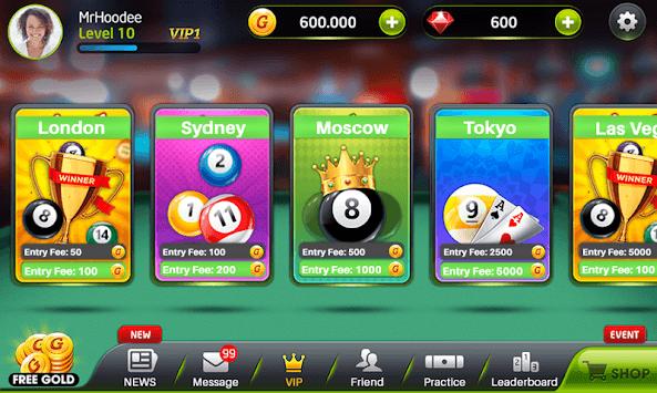 Amazing Pool Pro pc screenshot 2